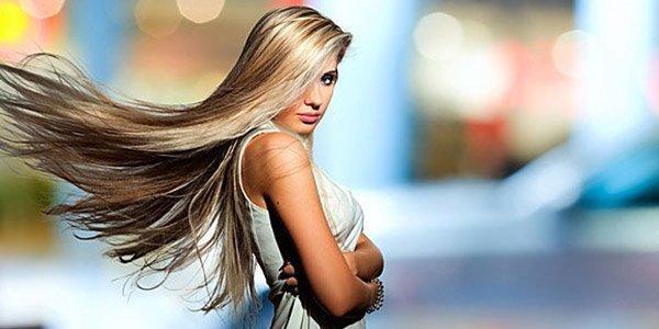 выпадения волос у женщин