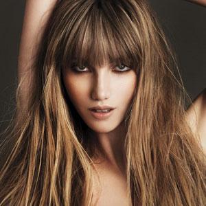 Мелирование волос на темные волосы