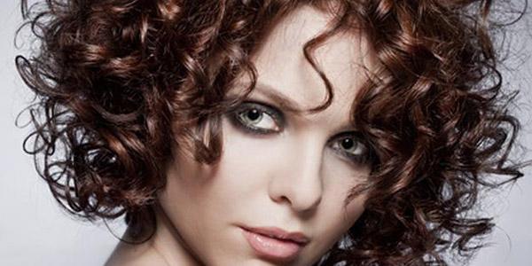 Стрижки для коротких кудрявых волос