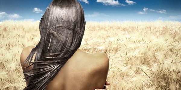 натуральные маски для выпрямления волос