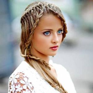 прически косы на длинные волосы