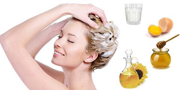 Маска для волос из кефира: польза и приемущества