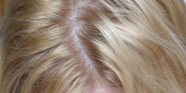 результат окраски волос безаммиачной краской