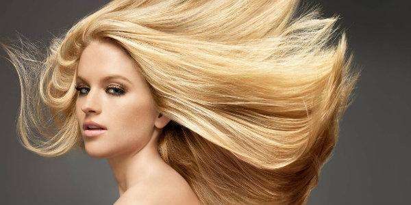 Правильно мелируем русые волосы