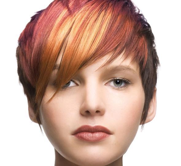 колорирования волос