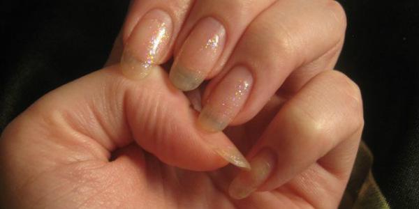 отрастить ногти