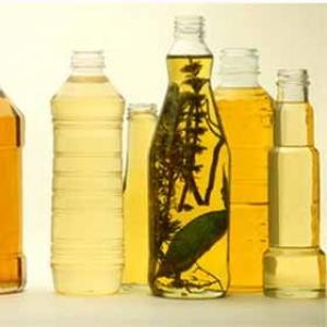 Льняное растительное масло