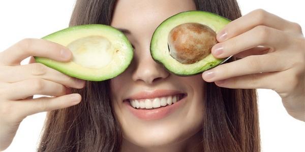 Как сделать домашнюю маску из авокадо для лица
