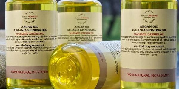 аргановое масло для лиц