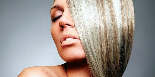 кератиновое выпрямление волос при