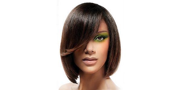 Современная укладка волос в домашних условиях