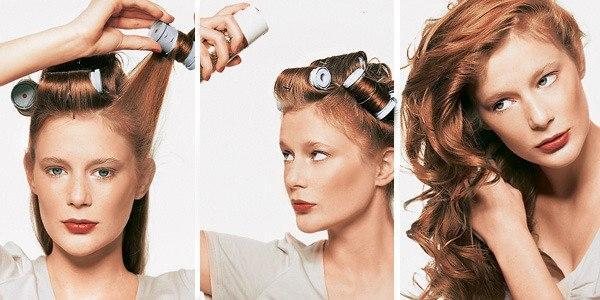 Средства для укладки волос в домашних условиях