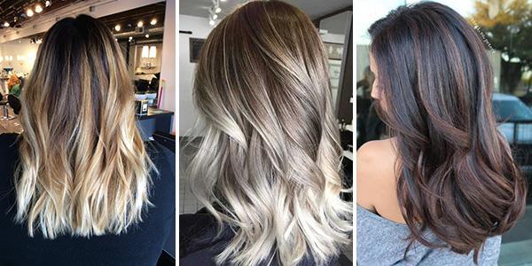 Балаяж: все что нужно знать о популярном методе окрашивания волос