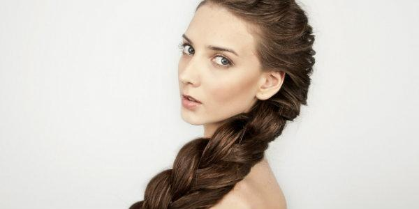 русская коса