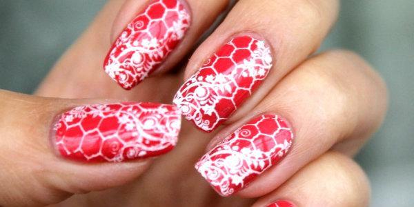 Секреты рисунков на ногтях акриловыми красками