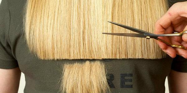 Горячие  ножницы –  лечебная стрижка