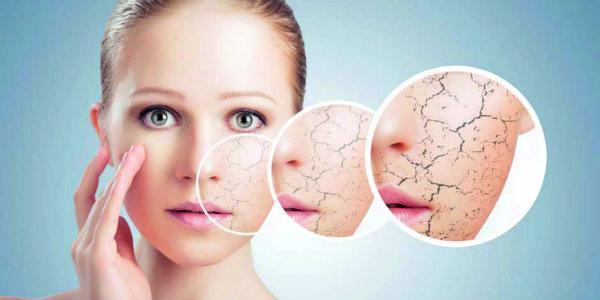 может стать  причиной сухости кожи тела