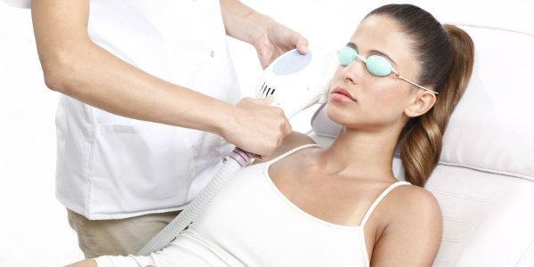 о лазерной эпиляции на лице