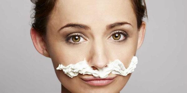 Избавиться от волос над верхней губой вам поможет лазерная эпиляция