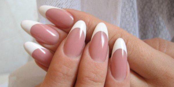 Миндалевидная форма ногтей: создаем пошагово