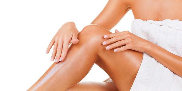 уход за кожей и устранение проблем после шугаринга