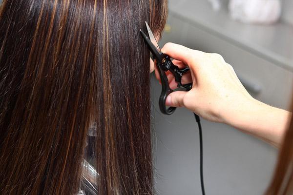 Как подстричь кончики волос: все тонкости процедуры стрижки длинных локонов