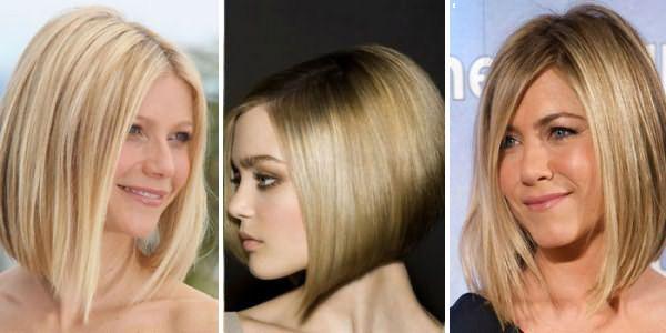 Как удлиненное каре избавляет тонкие волосы от проблемы с недостатком объема