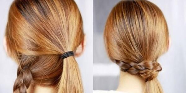 Красивые прически на короткие волосы: создаем быстро своими руками