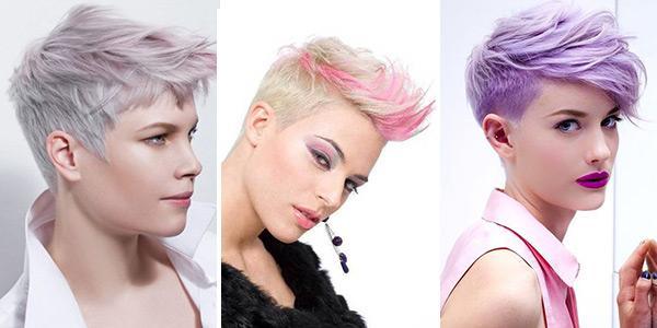 Ультрамодная женская стрижка - ежик на короткие волосы: варианты исполнения и секреты создания