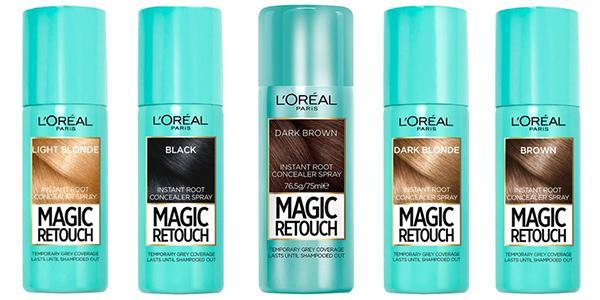 Спрей для закрашивания корней волос лореаль: состав, палитра цветов, как использовать, кому подойдет