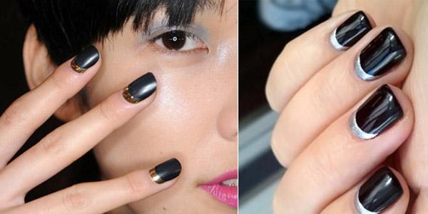 Красивый маникюр на коротких ногтях: идеи фото