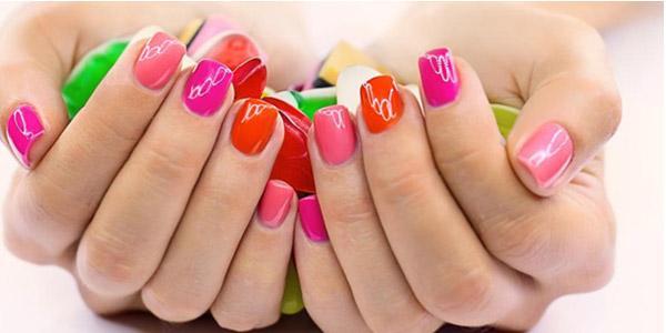 Как красить ногти по фэншую: значения фото