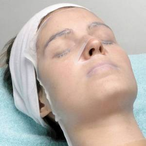 парафиновую маску для лица