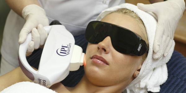 Фотоомоложение лица, рассматриваем подробней процедуру