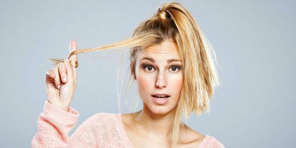ваши волосы сухие и посеченные