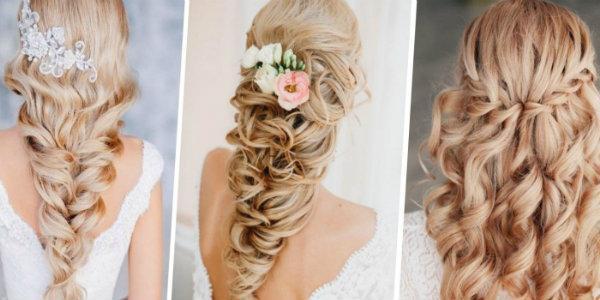 Плетение кос на длинные волосы: пошаговые инструкции