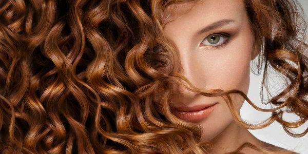 Завивка длинных волос в домашних условиях