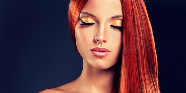 Красное дерево цвет волос
