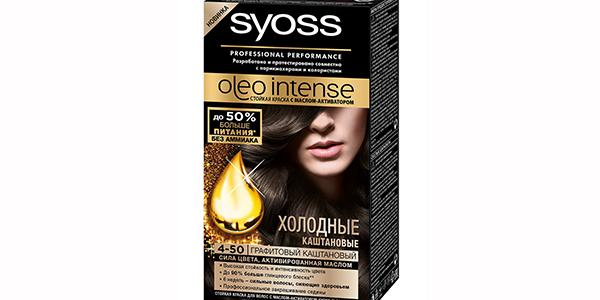 SYOSS OLEO INTENSE 4 50
